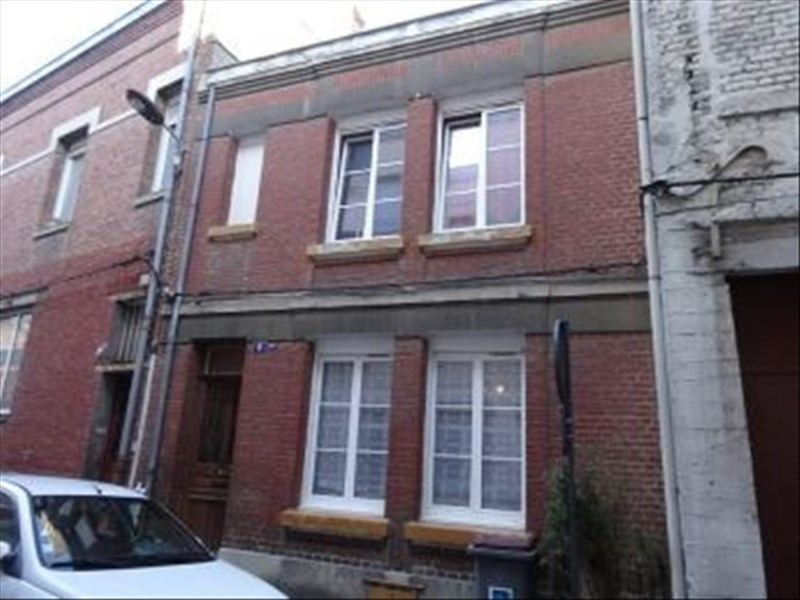 Vente maison / villa St quentin 70 000€ - Photo 1
