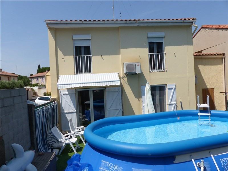 Vente maison / villa Beziers 157000€ - Photo 1