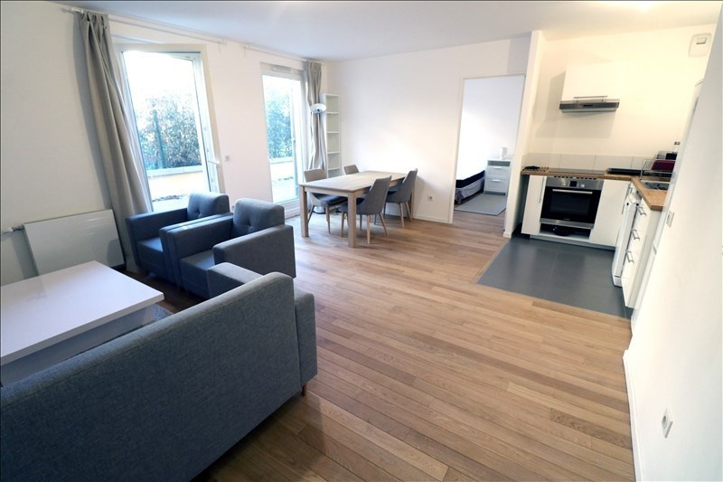 Vente appartement Versailles 496 000€ - Photo 2
