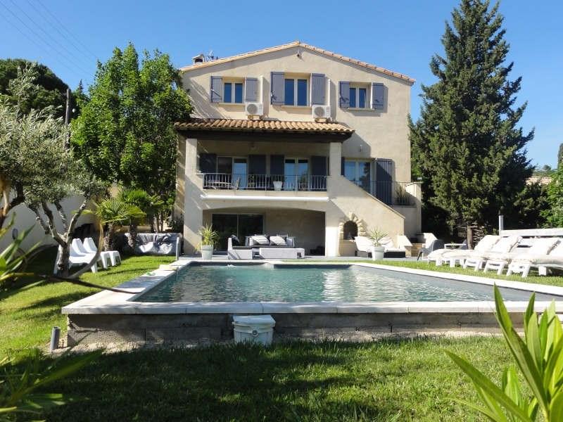Vente de prestige maison / villa Villeneuve les avignon 695000€ - Photo 5