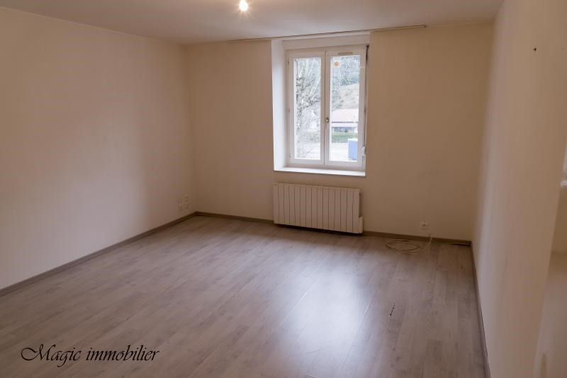 Rental apartment Nantua 595€ CC - Picture 1