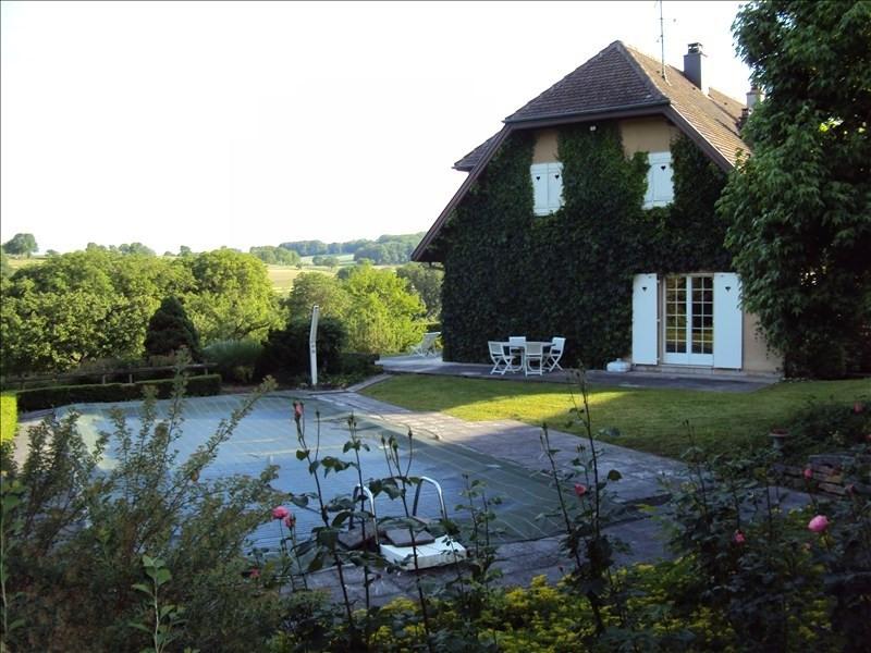 Deluxe sale house / villa Zimmersheim 593000€ - Picture 2