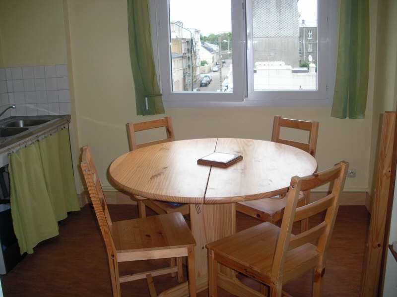 Rental apartment Brest 350€ CC - Picture 1