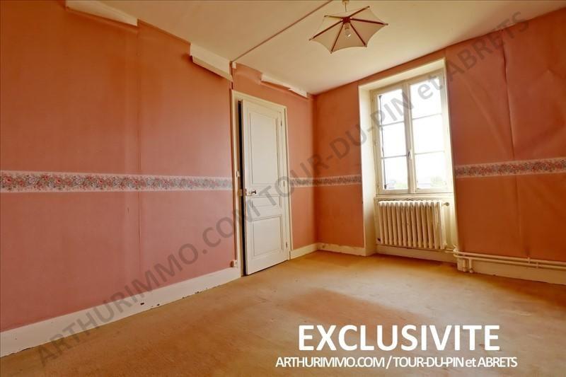 Sale house / villa La tour-du-pin 89000€ - Picture 4