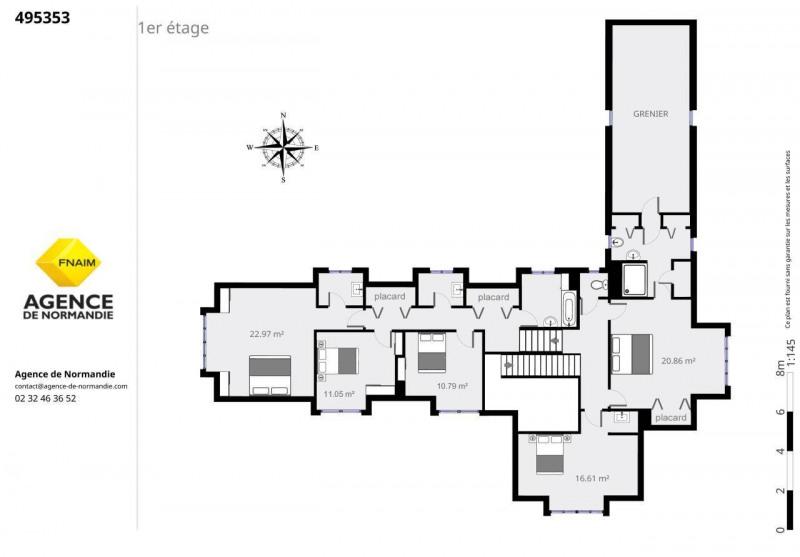 Deluxe sale house / villa Vimoutiers 400000€ - Picture 15