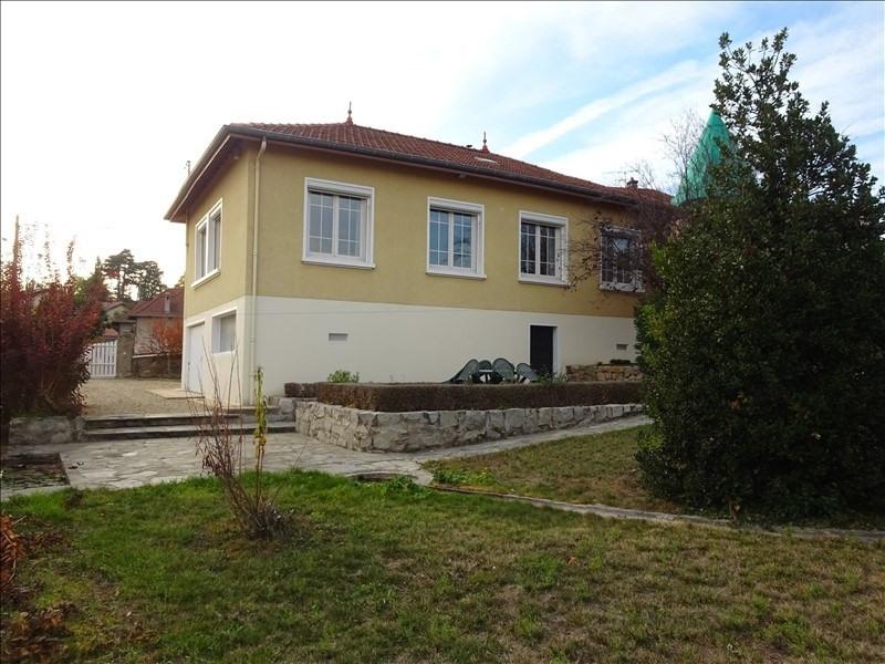 Sale house / villa St genis laval 429000€ - Picture 2