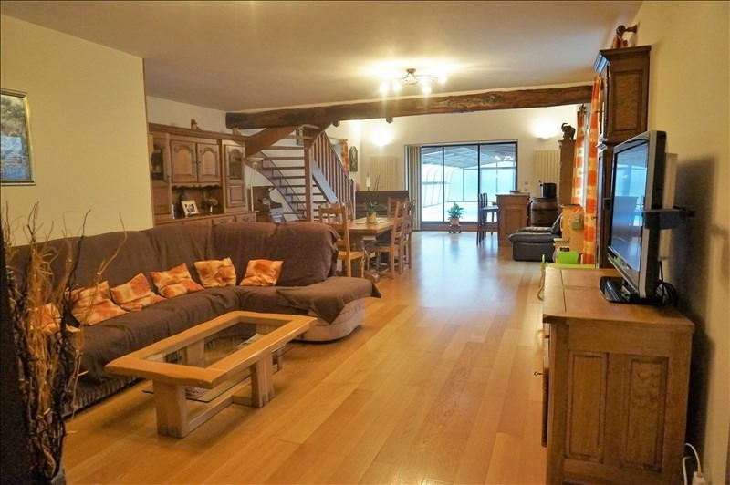 Revenda residencial de prestígio casa Houdan 15 mn 790000€ - Fotografia 4