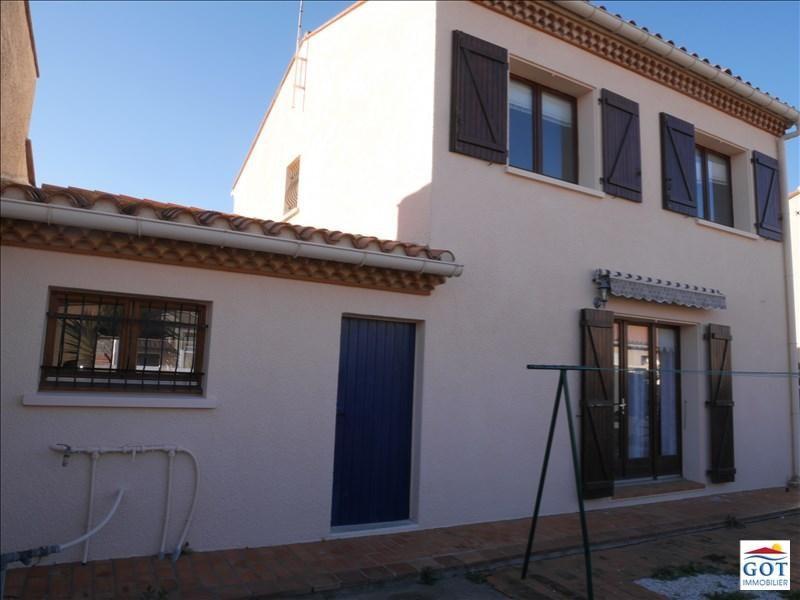 Vente maison / villa St laurent de la salanque 214000€ - Photo 1