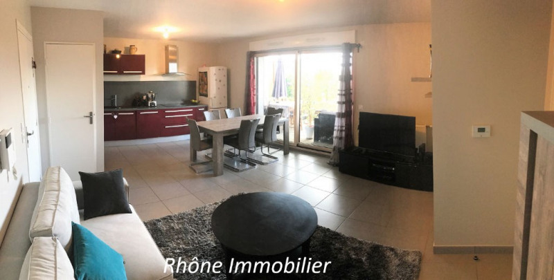 Appartement T3 Meyzieu Grand Large