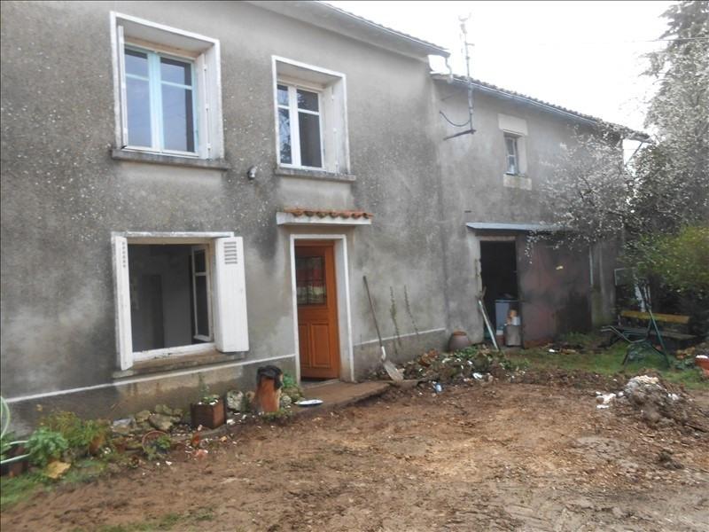 Vente maison / villa Mougon 73500€ - Photo 4
