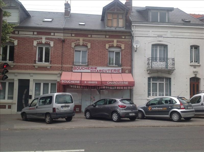 Vente immeuble St quentin 116800€ - Photo 1