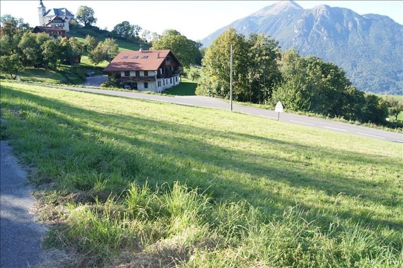 Vente terrain Mont saxonnex 155000€ - Photo 4