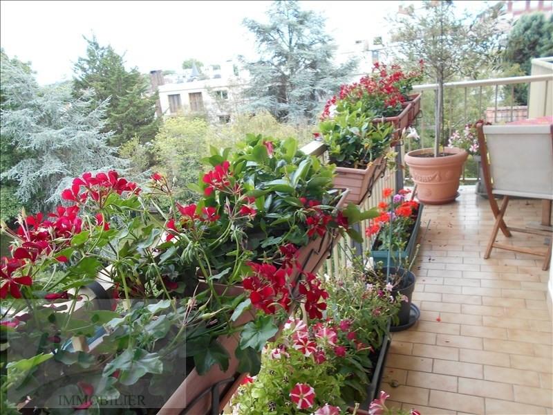 Vente appartement Montmorency 428000€ - Photo 2