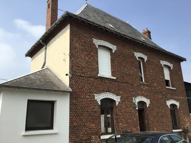 Vente maison / villa Croisilles 138000€ - Photo 1