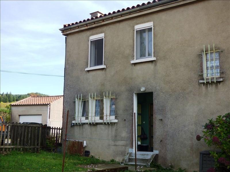 Vente maison / villa Labastide rouairoux 80000€ - Photo 1
