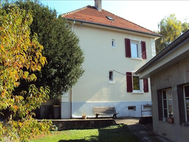 Sale house / villa Riedisheim 287000€ - Picture 2