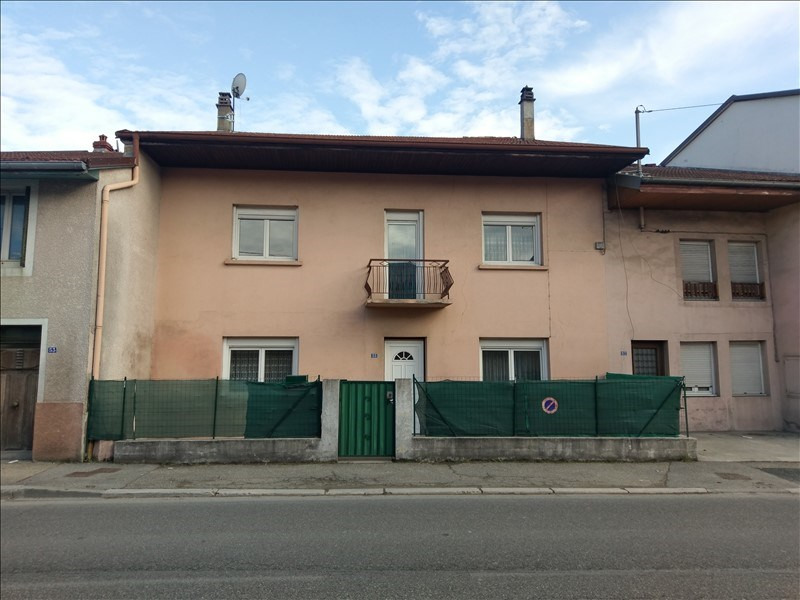 Sale house / villa St martin du frene 125000€ - Picture 1