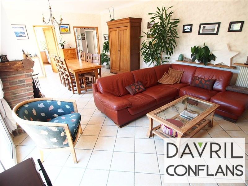 Vente maison / villa Conflans ste honorine 499500€ - Photo 3