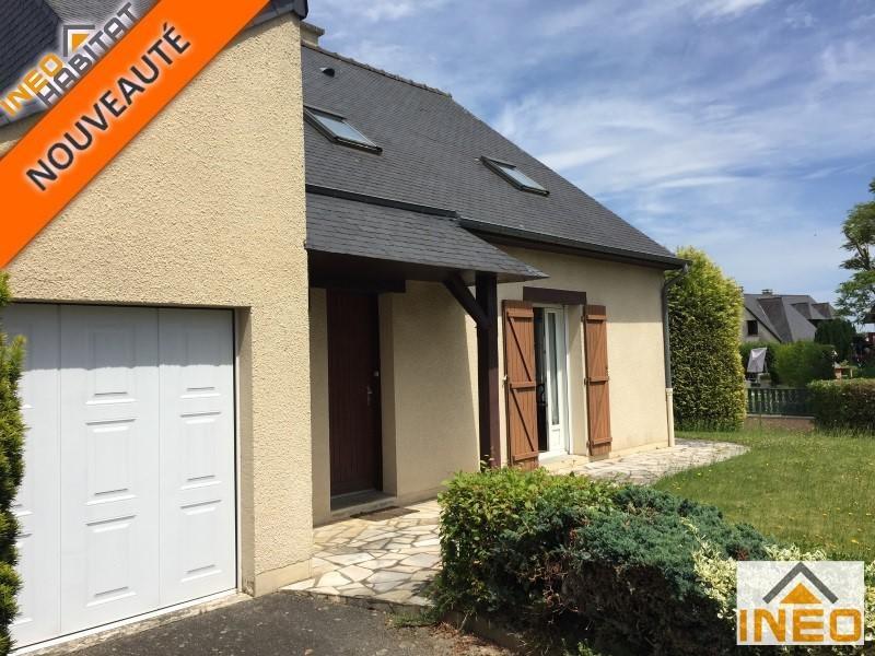 Vente maison / villa Pleumeleuc 183750€ - Photo 1