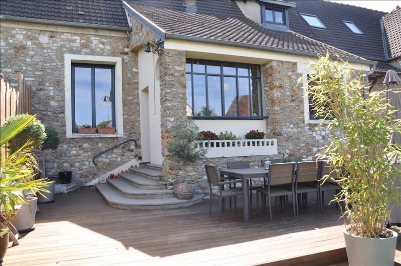 Sale house / villa Crespieres 655000€ - Picture 3