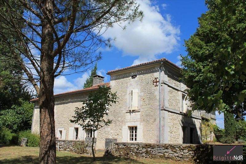 Deluxe sale house / villa Cherval 282000€ - Picture 1