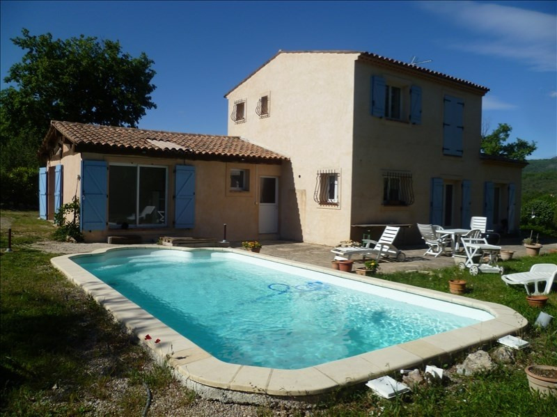 Vente maison / villa Saint cezaire sur siagne 395200€ - Photo 7