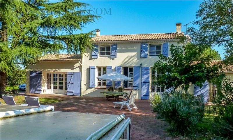 Vente maison / villa Jau dignac et loirac 347000€ - Photo 1