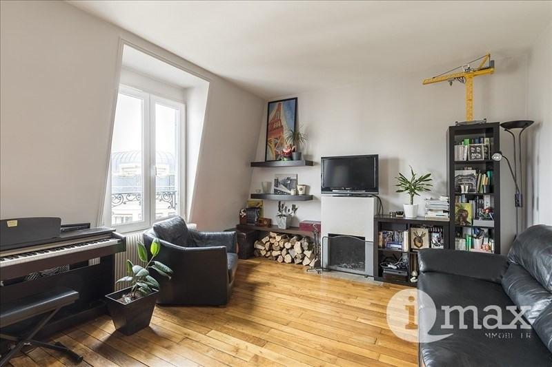 Vente appartement Levallois perret 420000€ - Photo 1