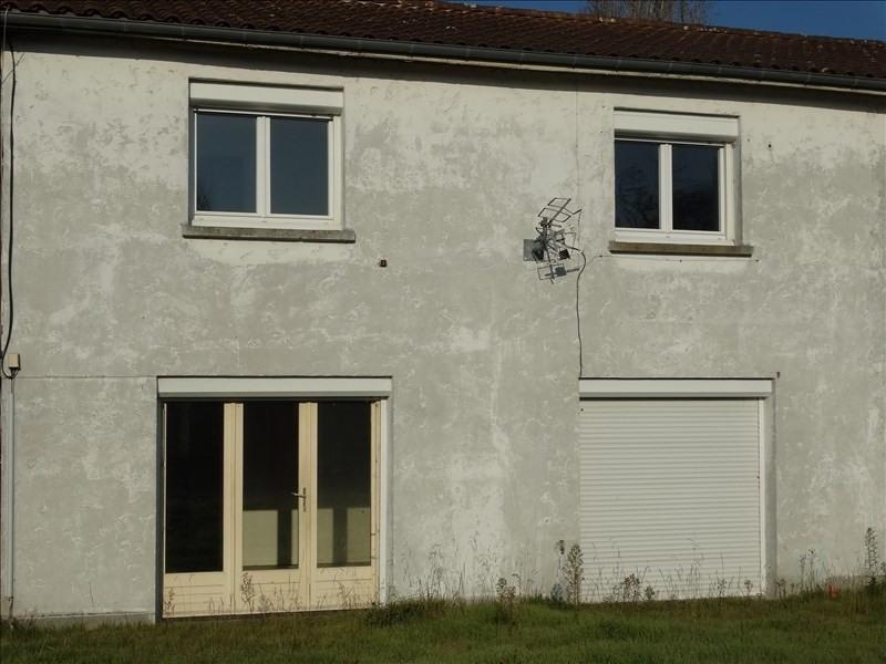 Vente maison / villa Parempuyre 109000€ - Photo 2