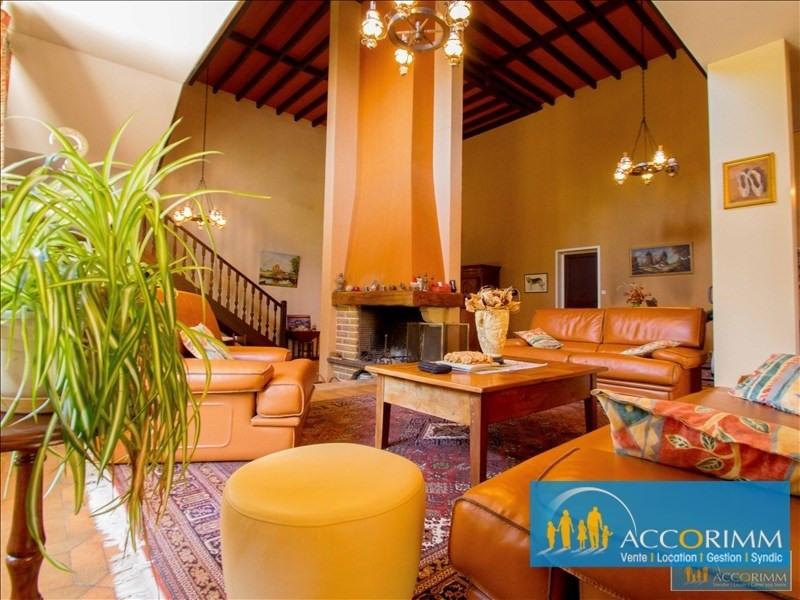 Vente de prestige maison / villa Chaponnay 599000€ - Photo 7