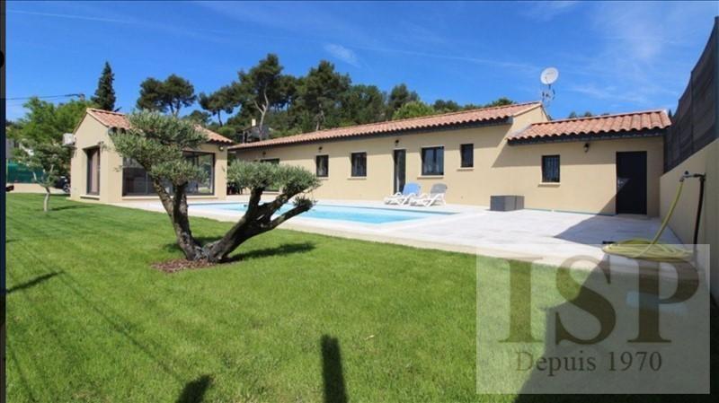 Deluxe sale house / villa La bastidonne 660000€ - Picture 1