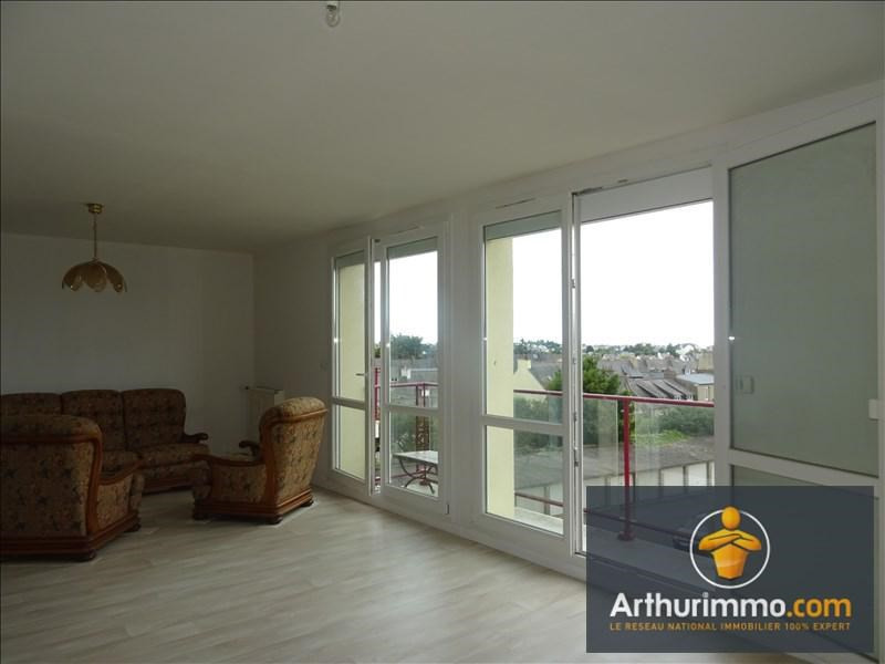 Vente appartement St brieuc 79 650€ - Photo 2