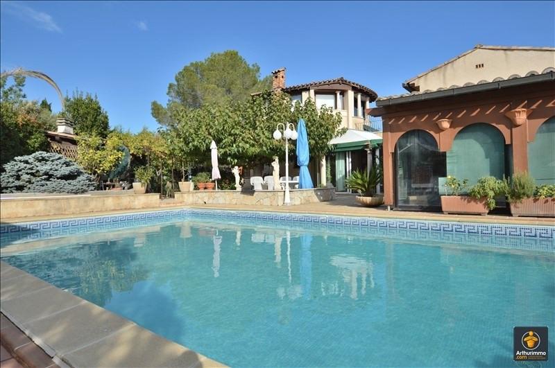 Sale house / villa Roquebrune sur argens 525000€ - Picture 1