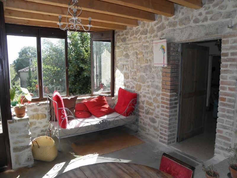 Vendita casa Barjac 191500€ - Fotografia 3