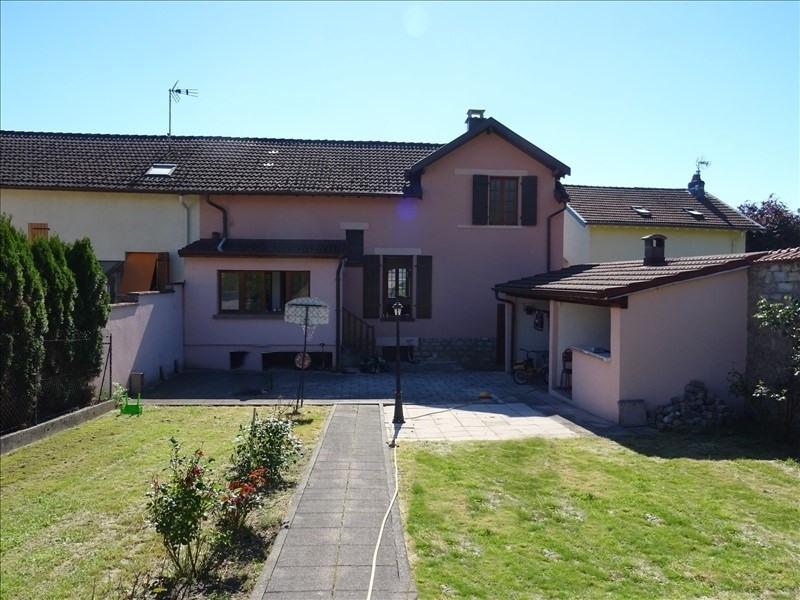 Sale house / villa Baccarat 152000€ - Picture 6