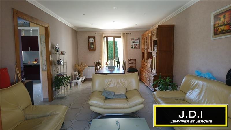 Sale house / villa Courdimanche 370000€ - Picture 2
