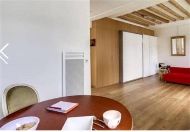 Sale apartment Paris 3ème 425000€ - Picture 2