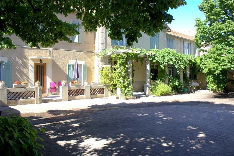 Vente de prestige maison / villa Avignon 825000€ - Photo 1