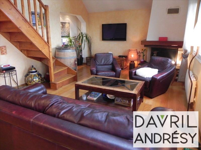 Revenda casa Chanteloup les vignes 257500€ - Fotografia 2