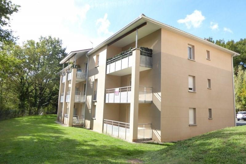 Sale apartment Terrasson lavilledieu 50000€ - Picture 1