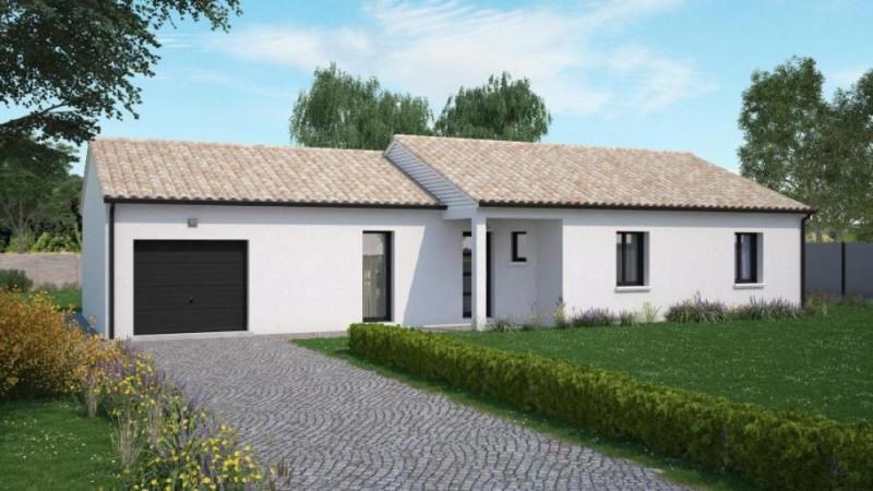 Maison  5 pièces + Terrain 494 m² Braye-sous-Faye par MAISONS ERICLOR