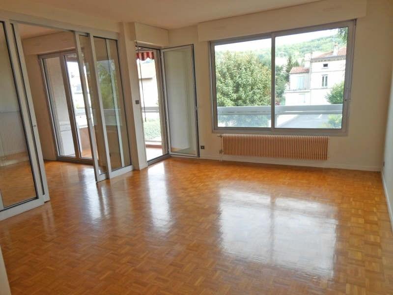 Rental apartment Vals pres le puy 561,79€ CC - Picture 1