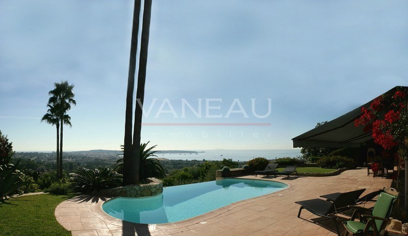 Vente de prestige maison / villa Golfe-juan 1890000€ - Photo 5