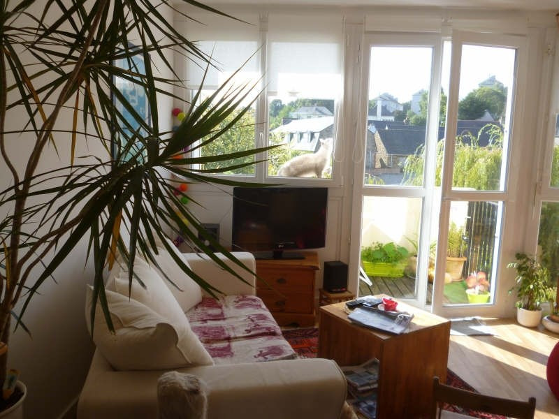 Vente appartement Lannion 110 250€ - Photo 1