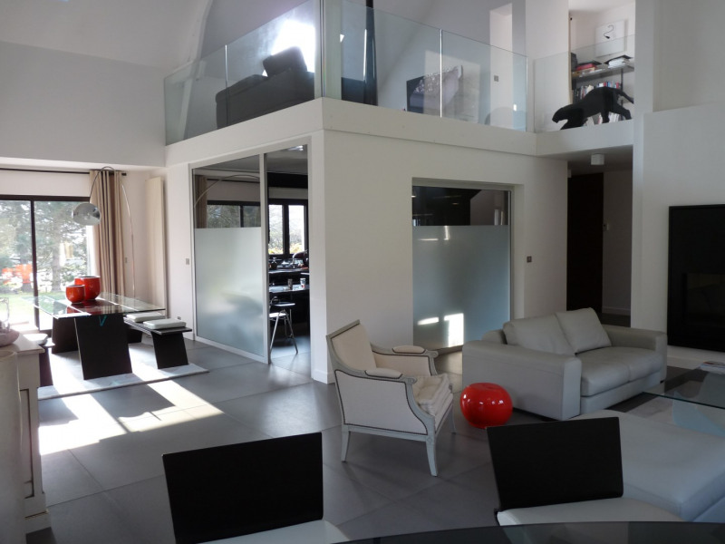 Rental house / villa Saint-nom-la-bretèche 4950€ CC - Picture 6