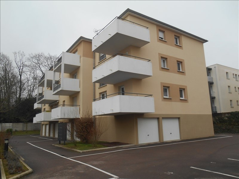 Rental apartment Sainte savine 640€ CC - Picture 1