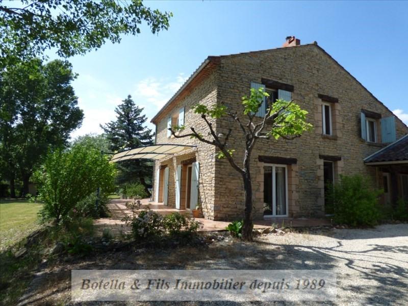 Vente maison / villa Vallon pont d arc 550000€ - Photo 10