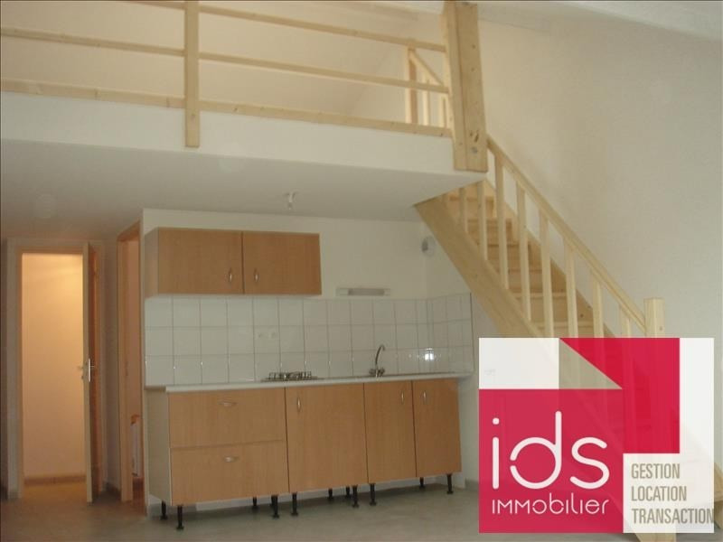 Alquiler  apartamento Allevard 387€ CC - Fotografía 1