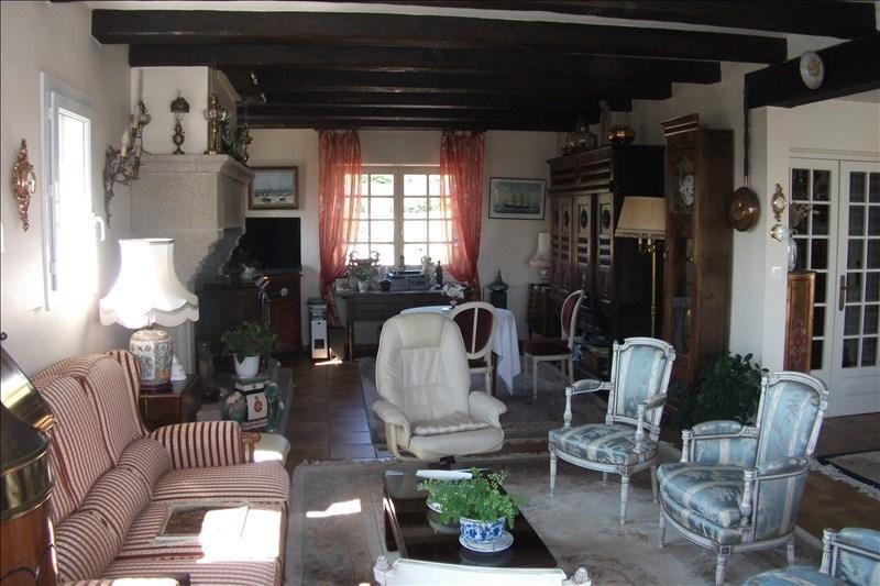 Sale house / villa Plouhinec 499200€ - Picture 3