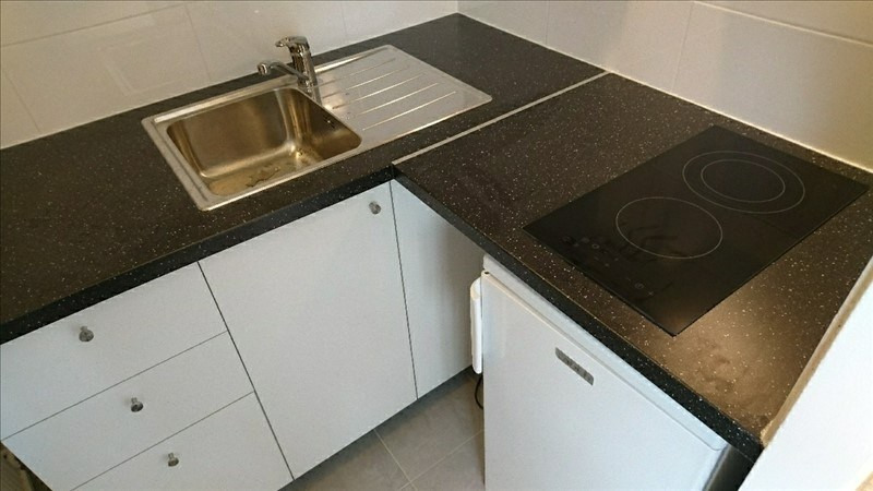 Rental apartment Courbevoie 652€ CC - Picture 1